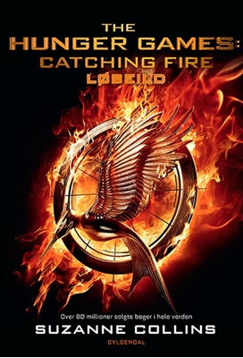 THE HUNGER GAMES 2. Løbeild Suzanne Collins 9788702167085