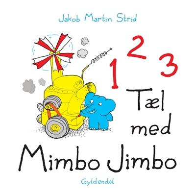 Tæl med Mimbo Jimbo Jakob Martin Strid 9788702164152