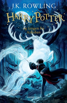 Harry Potter 3 - Harry Potter og fangen fra Azkaban J. K. Rowling 9788702173246