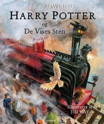 Harry Potter 1 - Harry Potter og De Vises Sten J. K. Rowling 9788702179859