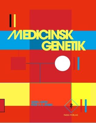 Medicinsk genetik, 2. udgave Søren Nørby, Peter K. A. Jensen 9788777495748