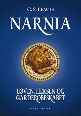 Narnia 2 - Løven, heksen og garderobeskabet C. S. Lewis 9788702177855