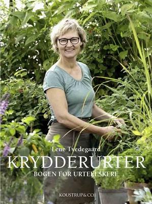 KRYDDERURTER Lene Tvedegaard 9788793159280