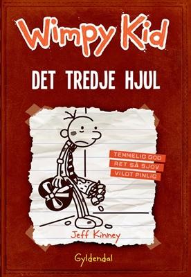 Wimpy Kid 7 - det tredje hjul Jeff Kinney 9788702209136