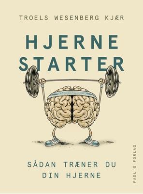 Hjernestarter Troels W. Kjær 9788777499272