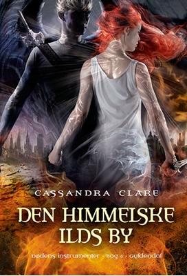 Dødens instrumenter 6 - Den himmelske ilds by Cassandra Clare 9788702169560