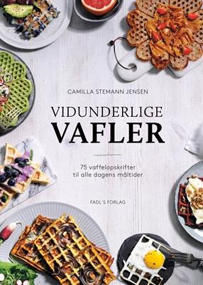 Vidunderlige vafler Camilla Stemann Jensen 9788777499944