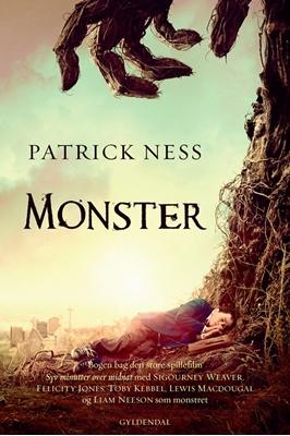 Monster Patrick Ness 9788702228670