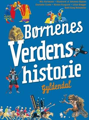 Børnenes Verdenshistorie Nils Hartmann 9788702153606