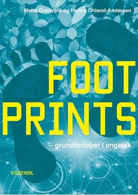 Footprints Mette Grønvold, Hanne Ohland-Andersen 9788702239195