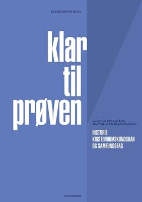 Klar til prøven Karina Bruun Houg 9788702232752
