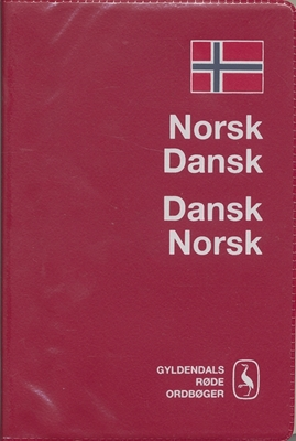 Norsk-Dansk/Dansk-Norsk Ordbog Hermod T.H. Nilsen 9788702032307