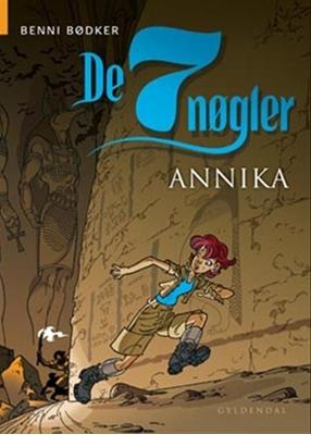 De syv nøgler - Annika Benni Bødker 9788702065725