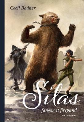 Silas 3 - Silas fanger et firspand Cecil Bødker 9788702110227