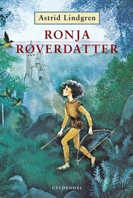 Ronja Røverdatter. Astrid Lindgren 9788702059151