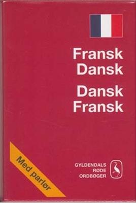 Fransk-Dansk/Dansk-Fransk Ordbog Else Juul Hansen 9788702003130