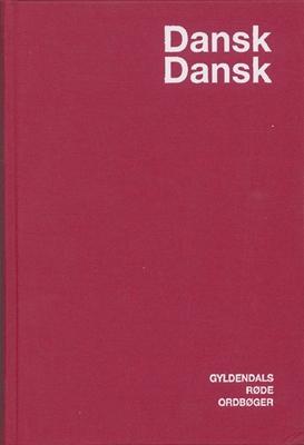 Dansk-Dansk Ordbog Sigrid Helles, Børge Dissing 9788700723443