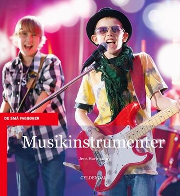 Musikinstrumenter Jens Hartmann 9788702127836