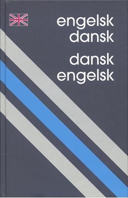 Engelsk-Dansk/Dansk-Engelsk Ordbog Anna Garde 9788702038804