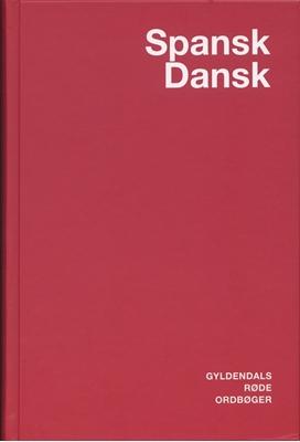 Spansk-Dansk Ordbog Pia Vater - Spanske Translatører 9788702071306