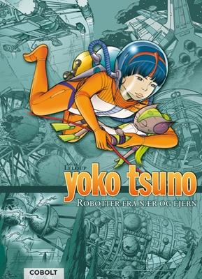 Yoko Tsuno samlebind 6 Roger Leloup 9788770857055