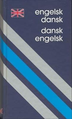 Engelsk-Dansk/Dansk-Engelsk Ordbog Anna Garde 9788702031447