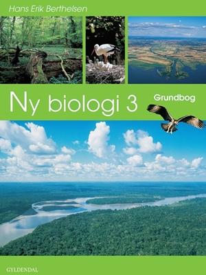 Ny biologi 3 Hans Erik Berthelsen 9788700196827