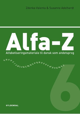 Alfa-Z 6 Zdenka Valenta, Susanne Adelhardt 9788702128635