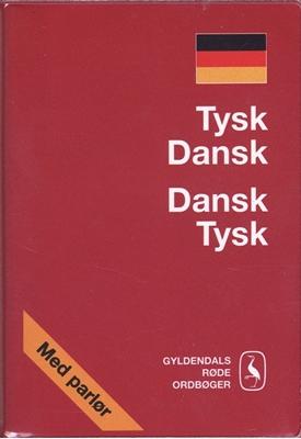 Tysk-Dansk/Dansk-Tysk Ordbog Gyldendal Ordbogsafdeling 9788702017434