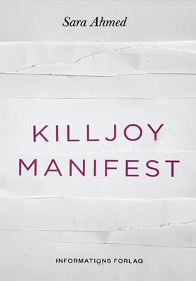 Killjoy-manifest Sara Ahmed 9788775146901