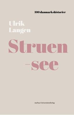 Struensee Ulrik Langen 9788771845266