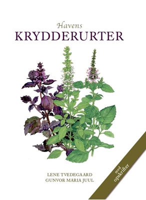 HAVENS KRYDDERURTER Gunvor Maria Juul, Lene Tvedegaard 9788793159358