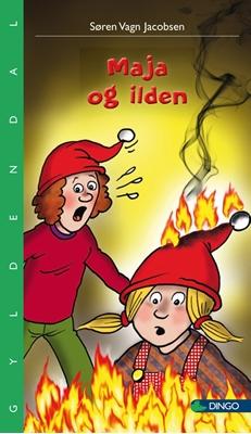 Maja og ilden Søren Vagn Jacobsen 9788702167771