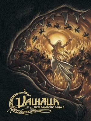 Valhalla: Den samlede saga 5 Henning Kure, Peter Madsen 9788711420409