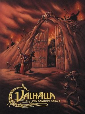 Valhalla - Den samlede saga 2 Henning Kure, Peter Madsen 9788711424476