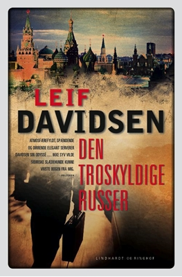Den troskyldige russer, pb. Leif Davidsen 9788711407820