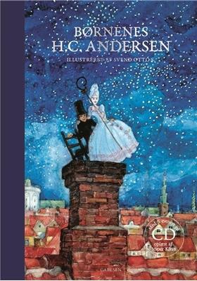 Børnenes H.C. Andersen m. cd H. C. Andersen, H.C. Andersen 9788711699911