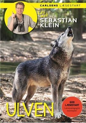 Læs med Sebastian Klein - Ulven Sebastian Klein, Sebastian Klein / BRUG 336163 9788711536803