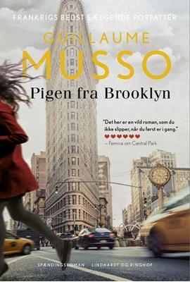 Pigen fra Brooklyn Guillaume Musso 9788711568910