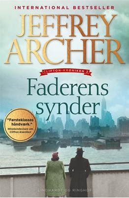 Faderens synder (Clifton-krøniken 2) Jeffrey Archer 9788711698020