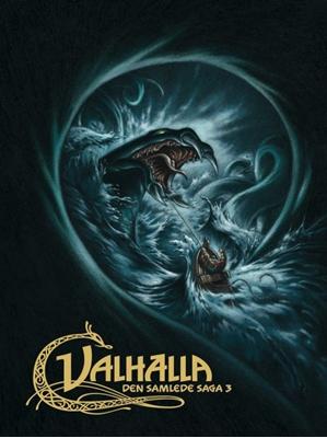 Valhalla - Den samlede saga 3 Henning Kure, Peter Madsen 9788711425831