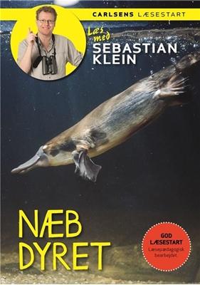Læs med Sebastian Klein - Næbdyret Sebastian Klein 9788711552711