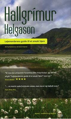 Lejemorderens guide til et smukt hjem, hb. Hallgrímur Helgason 9788711428702