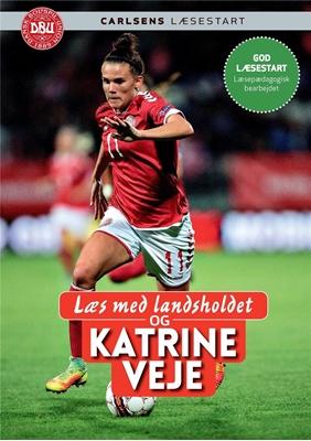 Læs med landsholdet - og Katrine Veje Ole Sønnichsen 9788711697696