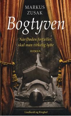 Bogtyven, hb. Markus Zusak 9788711430743
