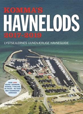 Komma's havnelods 2017-2019 Knut Iversen 9788711563243