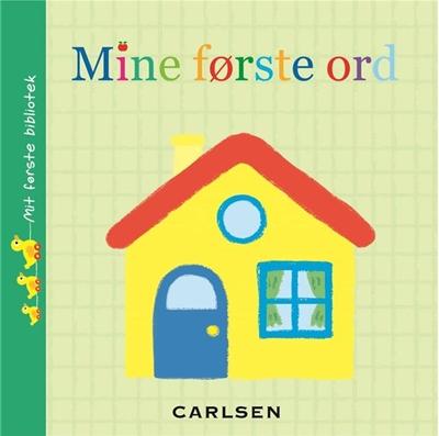 Mit første bibliotek - Mine første ord  9788711692080