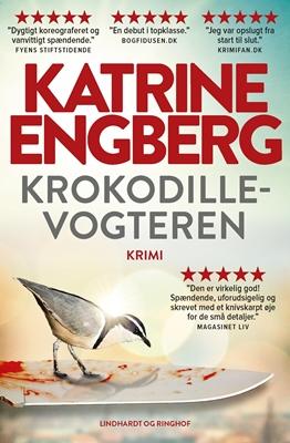 Krokodillevogteren Katrine Engberg 9788711693025