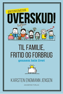 Overskud! Karsten Engmann Jensen 9788750045984