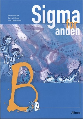 Sigma for anden, Elevbog B Benny Syberg, Ivan Christensen, Henry Schultz 9788779881082
